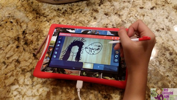 Two Family Tablets to Enjoy - The Well Connected Mom