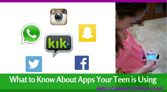 Popular Apps For Teens Your Child Is Using - The Well -5138