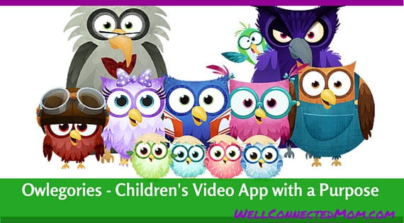 Owlegories TV - Children's Video App with a Purpose - The