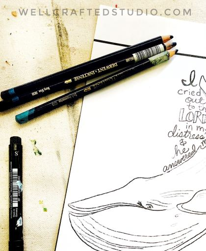 Bible Art Journaling Tutorials and Projects | Well Crafted