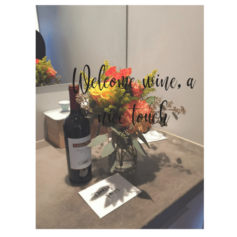 welcome-wine-a-nice-touch