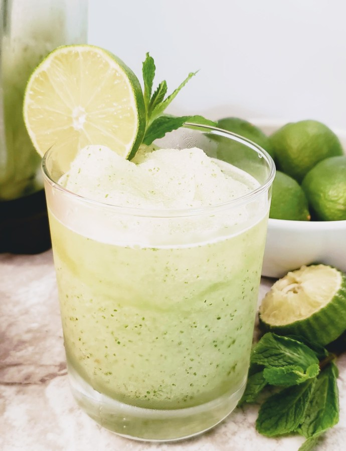 FROZEN MINT LIMEADE