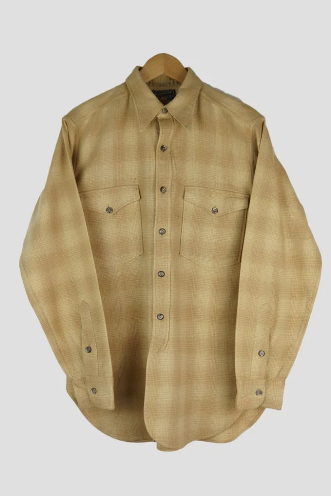 The Pendleton Field shirt.