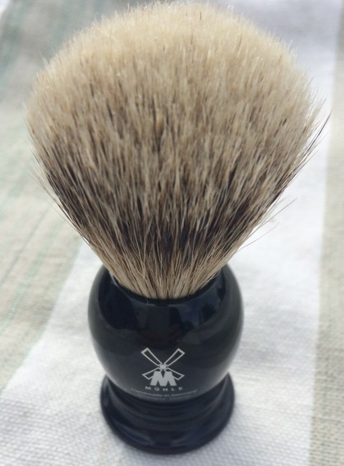 muehle badger brush