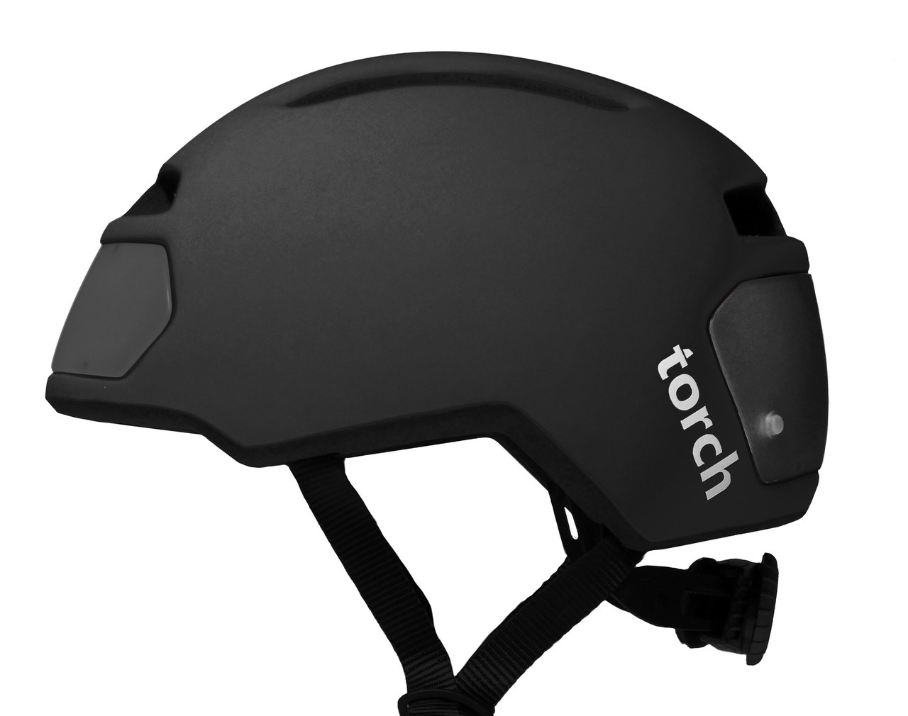 A bicycle helmet for a stylish man?