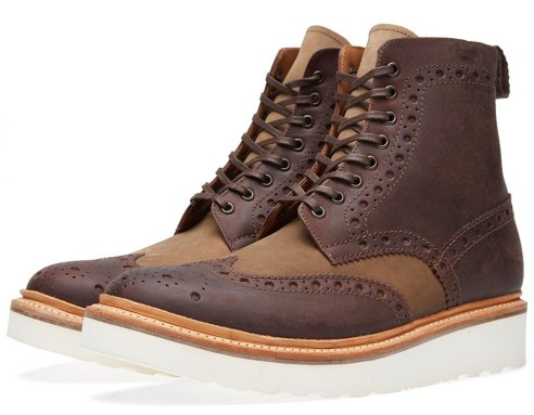 Grenson Fred boots (link)