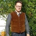 Waistcoat Wednesday: Nigel Cabourn Farm Vest