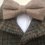 Tweed jacket upcycle project: Day three – steam and rework
