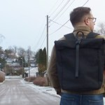 Review: The CB Co Mk1 rolltop, the new backpack is black