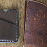 Leather wallets: Two more variants for your consideration