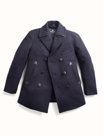 Pea coat by Grenfell.