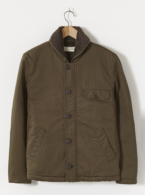 Universal Works N1 deck jacket.