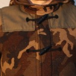 Adventures in stealth – the camo dufflecoat by London Tradition