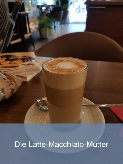 Die Latte-Macchiato-Mutter