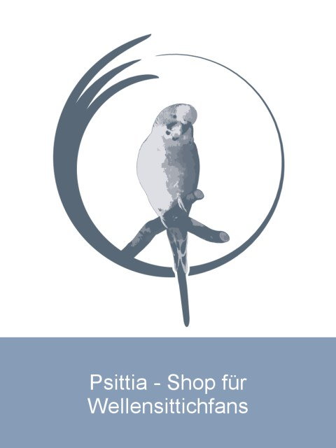 Wellensittiche Blog Psittia Logo