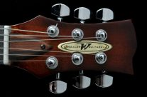 Fleetwood Woody Headstock