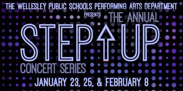 Step Up Concert Poster