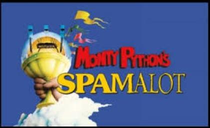 Spamalot graphic