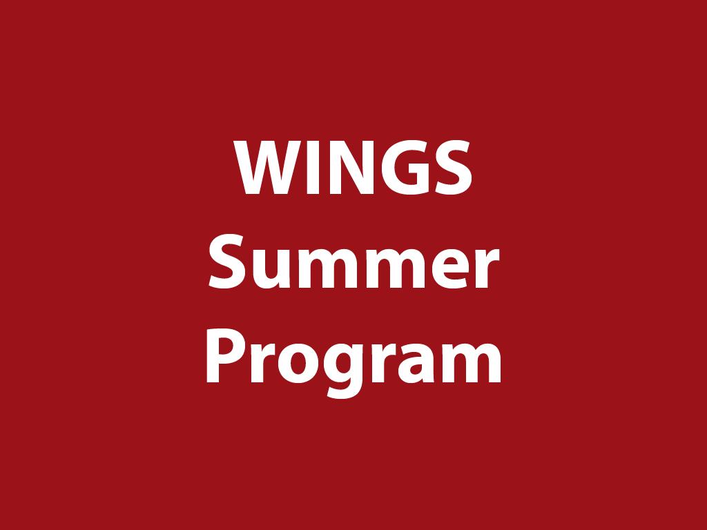 WINGS Summer Program
