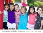 WPS Strategic Plan Cover - photo of six elementary students