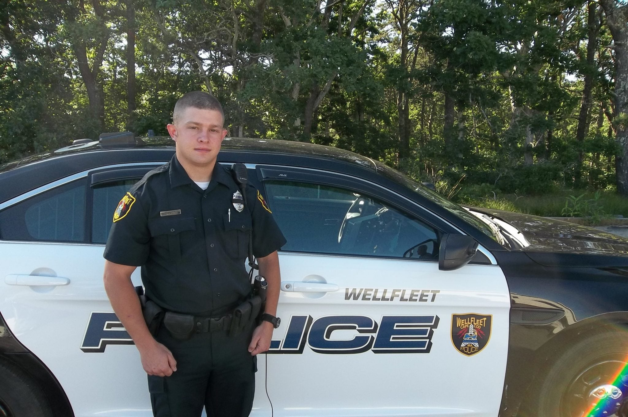 Meet the Department - Wellfleet Police Department