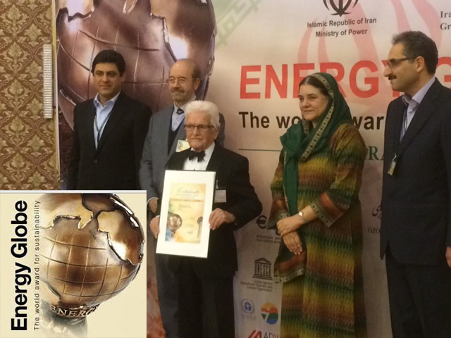 WellFound receives National Energy Globe Award 2016