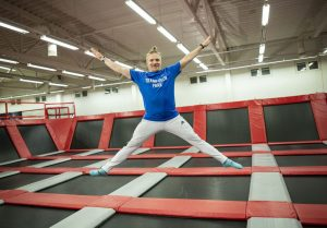Trampolin Park Freestyle x move