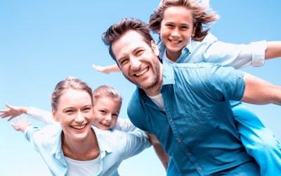 Perhekortti | Kuntosali Well Gym, Trampoliinipuisto ja Seikkailupuisto