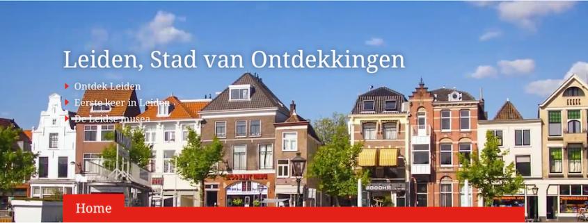 Leiden stadvanontdekkingen