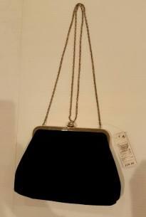 Marks & Spencer Black Evening Bag - Brand New Starting Bid- £1