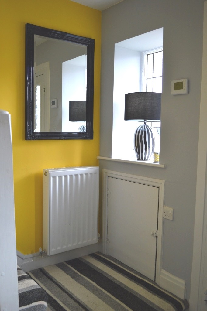 Yellow And Grey Bathroom Decorating Ideas
