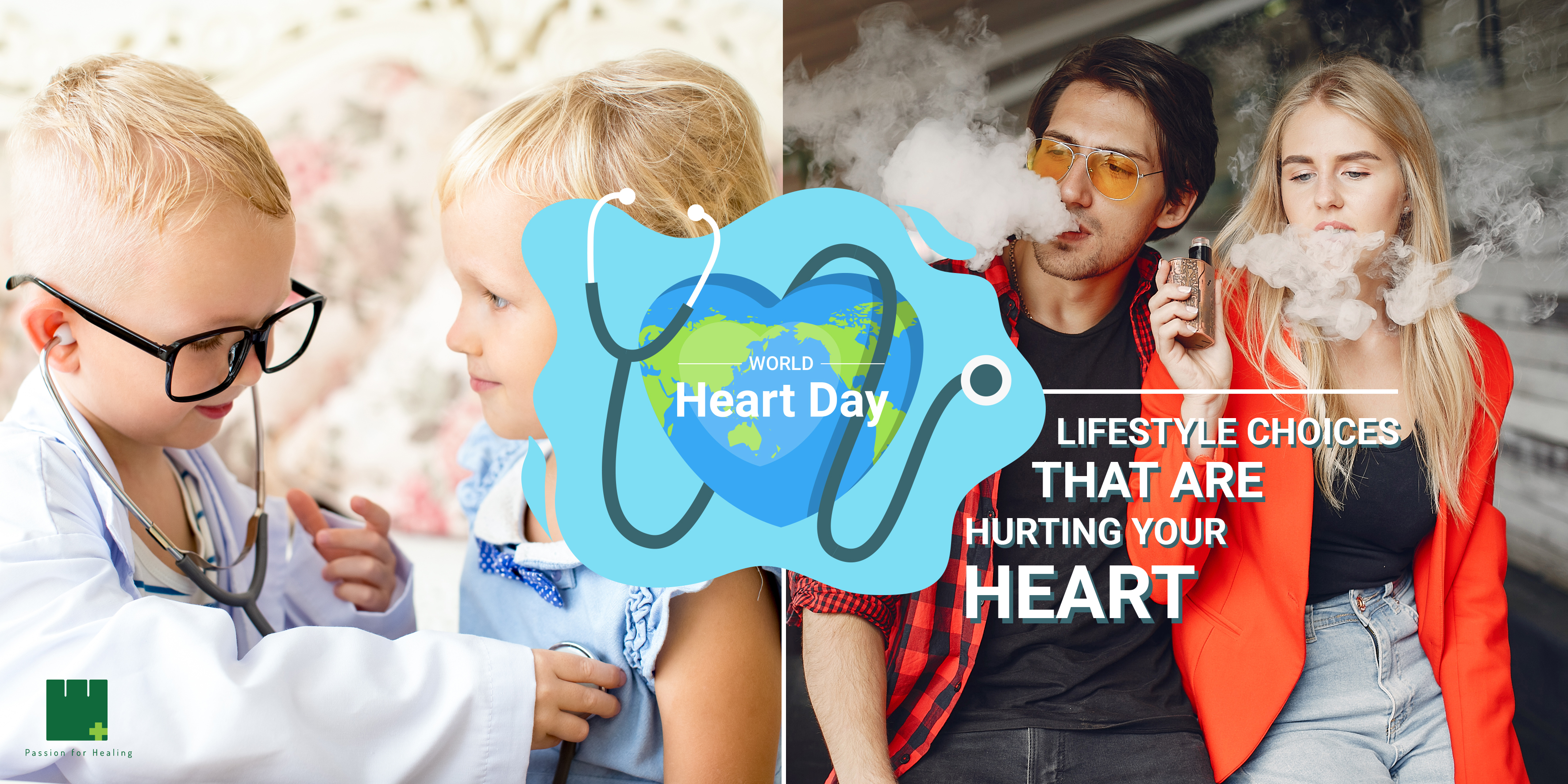 Lifestyle Choices That Are Hurting Your Heart (World Heart Day)