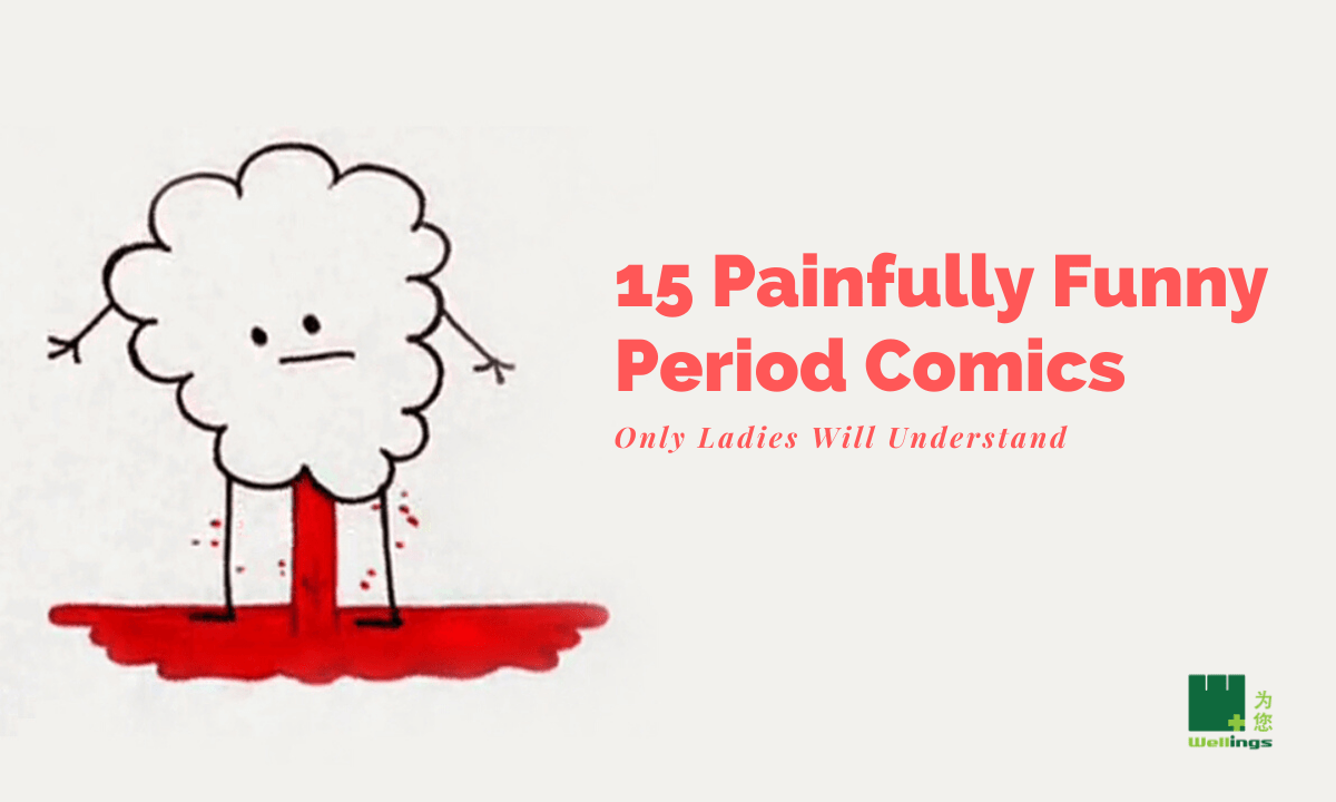 15 Painfully Funny Period Comics Only Ladies Will Understand