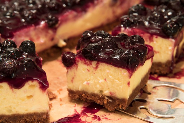 Blueberry Pie Cheesecake8