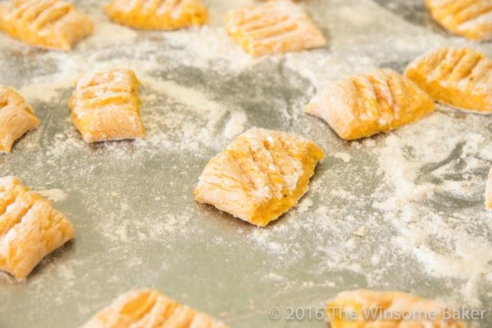 Butternut + Parmesan Gnocchi -8