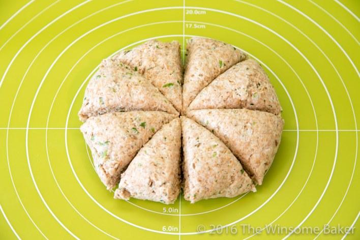 Cumin + Herb Flat Breads -6