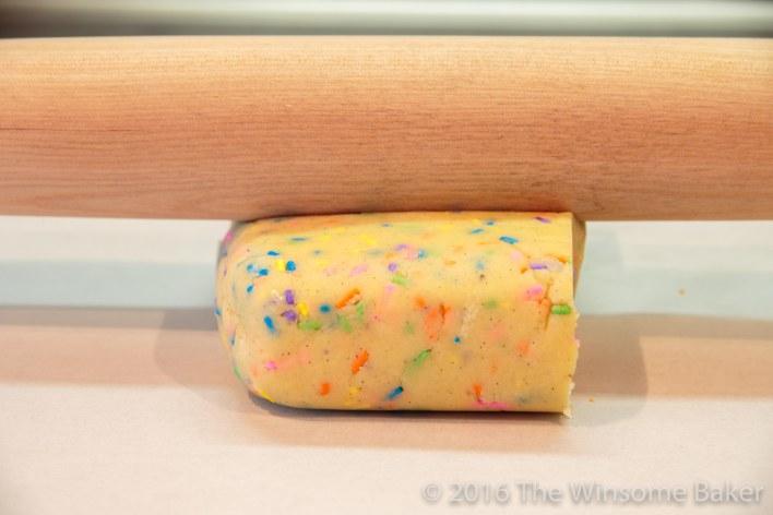Vanilla Bean Funfetti Cut-out Cookies -5