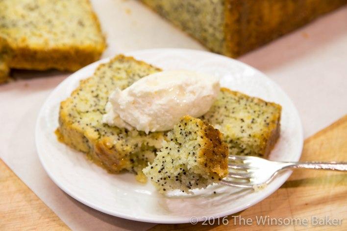 Sticky Lemon + Poppyseed Loaf -9