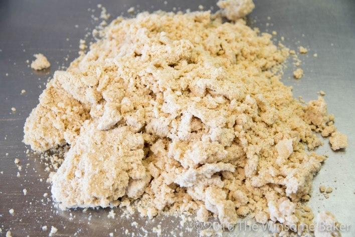 Malt, Chocolate + Sea Salt Finger Cookies -3