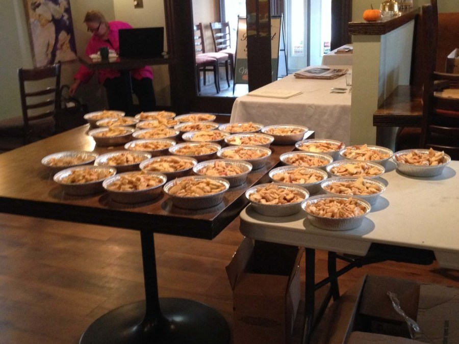 Food to Share Cook-a-thon