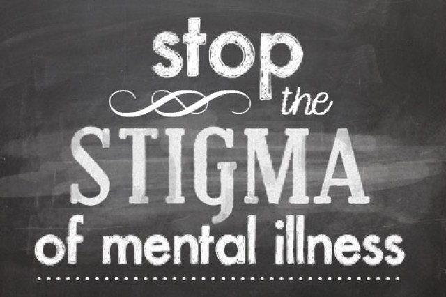 depression mental illness stigma
