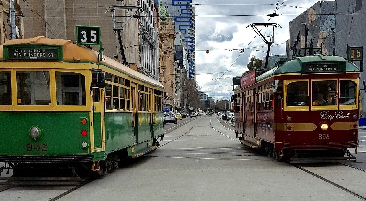 Route 35 – City Circle: Free Tram in Melbourne