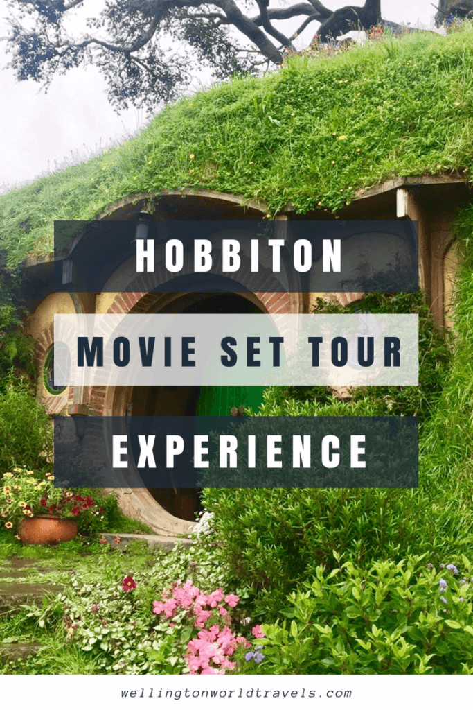 Hobbiton Movie Set Tour Experience - Wellington World Travels | Things to do in New Zealand | travel bucket list ideas #Hobbiton #HobbitonTours