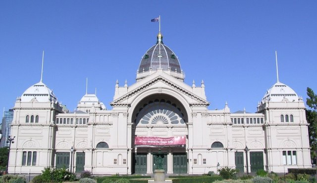 Royal Exhibition Center