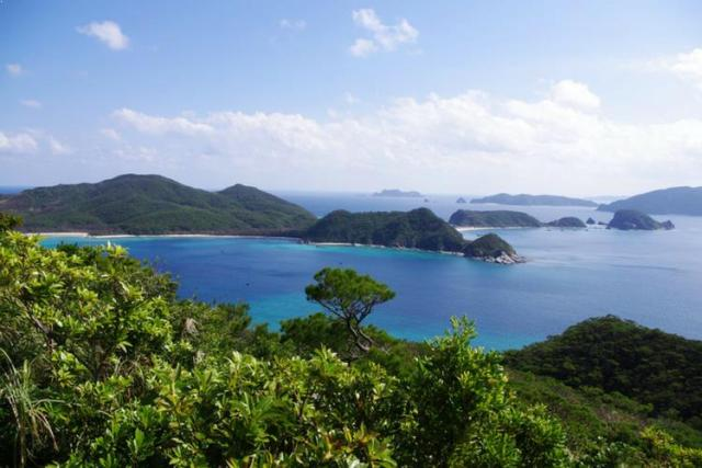 Kerama Islands, Okinawa, Japan