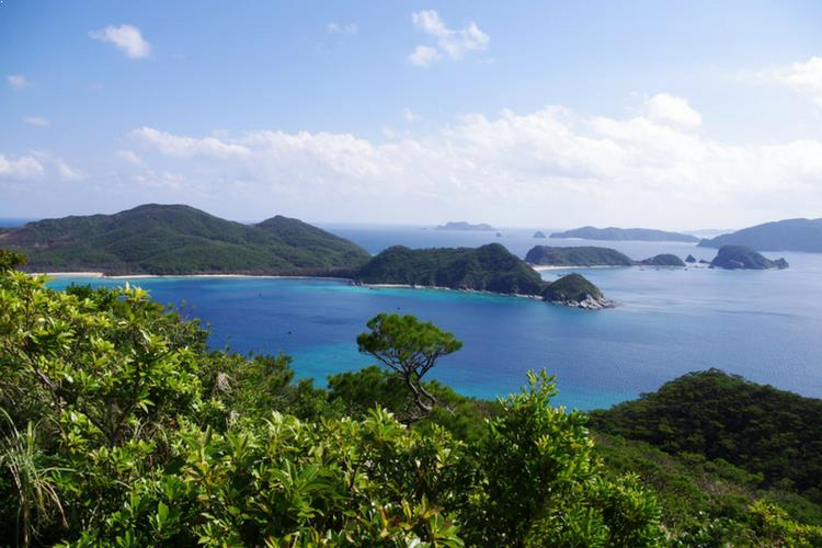 Kerama Islands, Okinawa, Japan