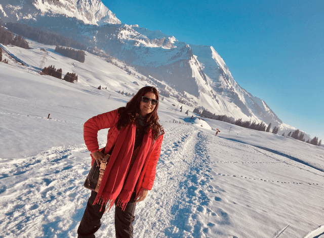expat life in Switzerland - Ruby