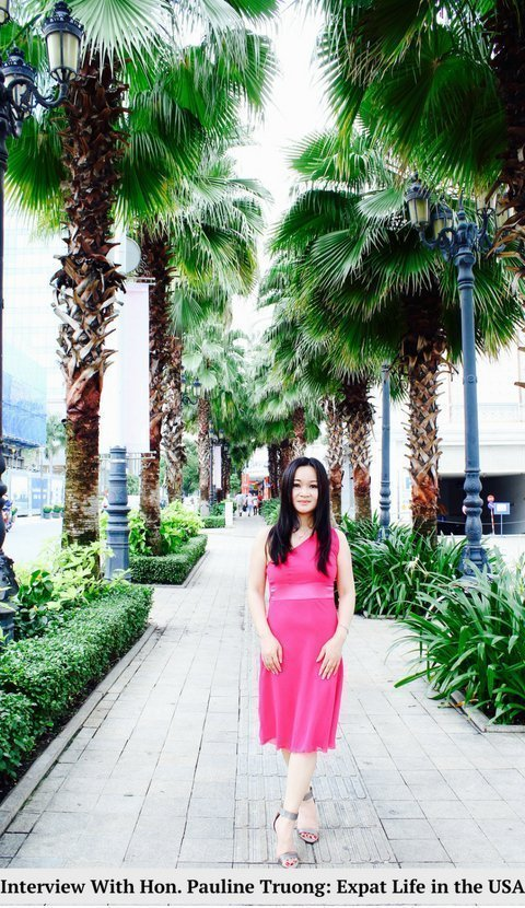 Interview with Hon Pauline Truong: Expat Life in the USA - Wellington World Travels