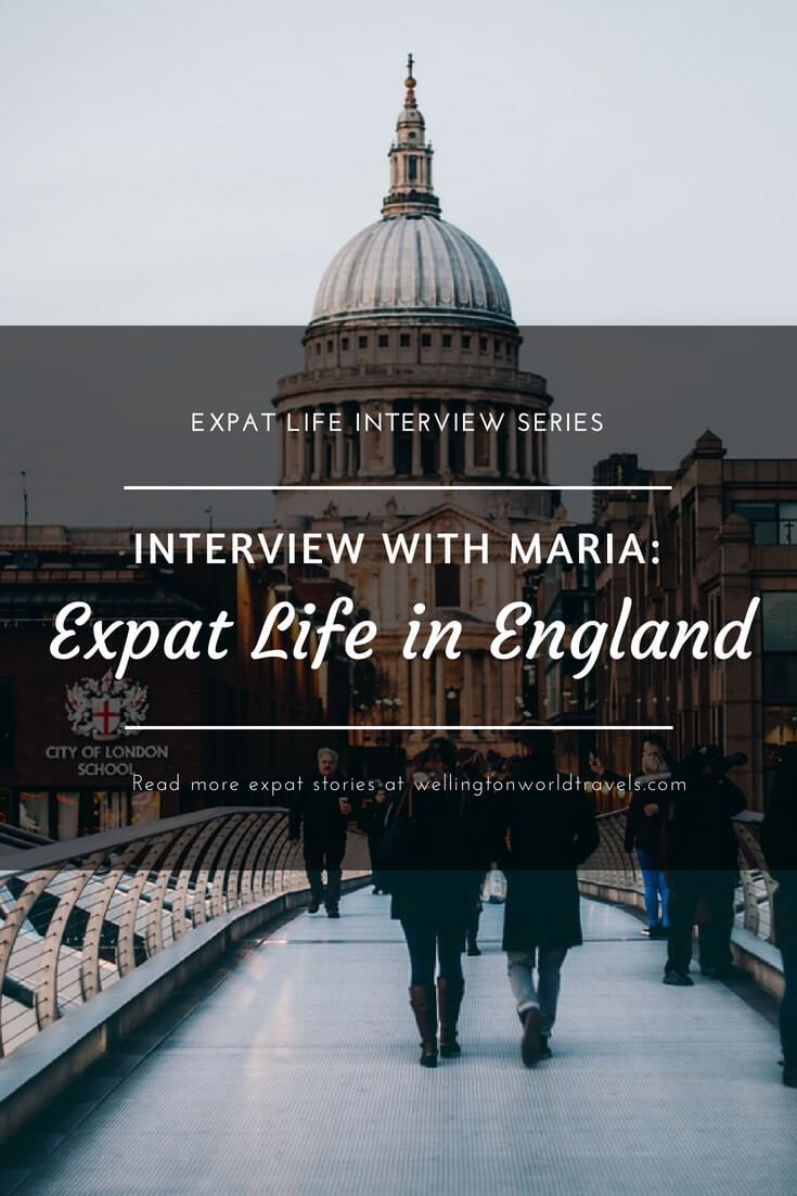 Interview with Maria: Expat Life in England - Wellington World Travels | Trinidadian expat living in England | expat life living abroad #EnglandExpat #expat #expatlife