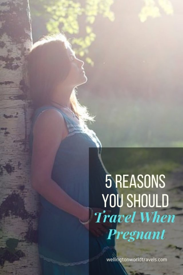 5 Reasons You Should Travel When Pregnant - Wellington World Travels | why you should travel while pregnant | traveling moms | pregnancy travel